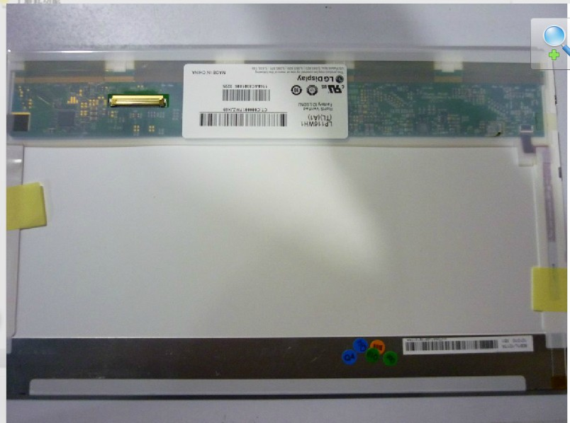 "11.6"" laptop screen LTN116AT01 Compatible with ACER Aspire One"
