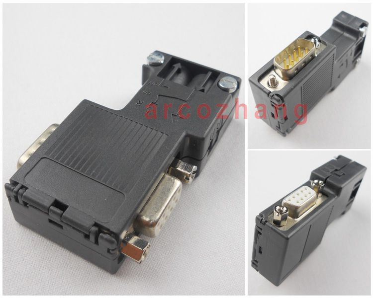 0BB12 PROFIBUS bus connector for 6ES7972-0BB12-0XA0,90 degrees w